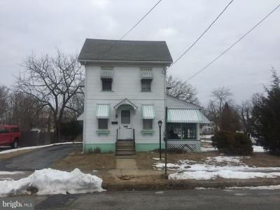 Millville Single Family Home For Sale: 720 Pine Street