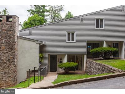 Newtown Square Townhouse For Sale: 311 Belpaire Court