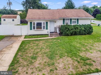 Newark DE Single Family Home For Sale: $214,900