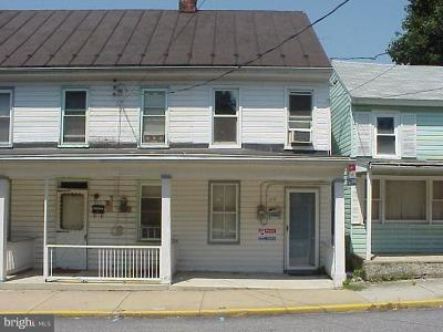 Shippensburg Townhouse For Sale: 315 Burd Street E