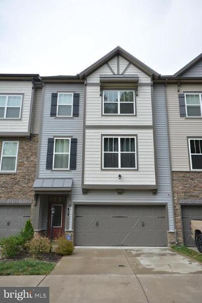 Fredericksburg City, Stafford County Townhouse For Sale: 17 Forge Mill Road