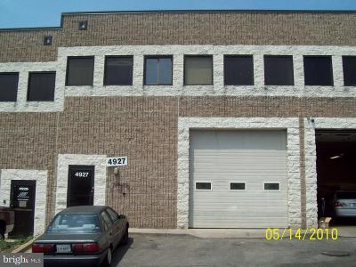 Anne Arundel County, Calvert County, Charles County, Prince Georges County, Saint Marys County Commercial Lease For Lease: 4927 Beech Road