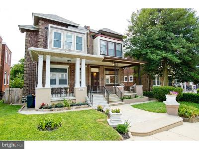 Overbrook Single Family Home For Sale: 631 Wynnewood Road