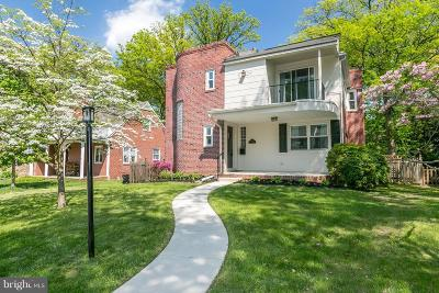 Baltimore Single Family Home For Sale: 7905 Oakdale Avenue