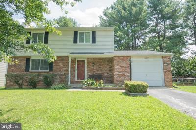 Gaithersburg Single Family Home For Sale: 18917 Quail Valley Boulevard
