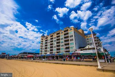 Ocean City Condo For Sale: 2 Dorchester Street #605