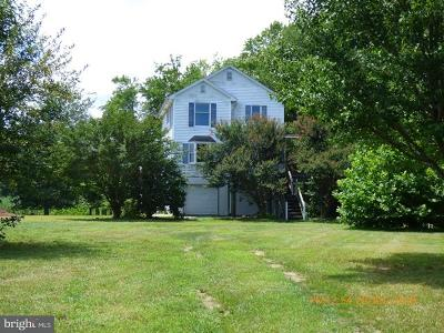 Single Family Home For Sale: 36520 Old Mill Bridge Road