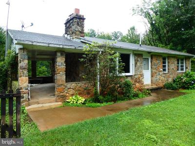 Madison County Single Family Home For Sale: 2310 Meander Run Road