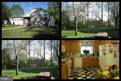Chesapeake Beach Single Family Home For Sale: 4580 Christiana Parran Road