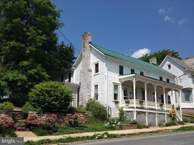 Frederick County Single Family Home For Sale: 11 Main Street