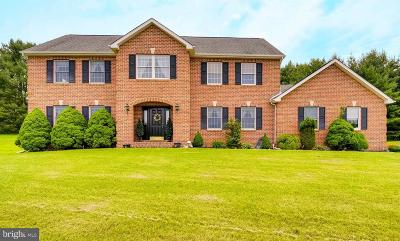 Single Family Home For Sale: 7430 Longfield Drive