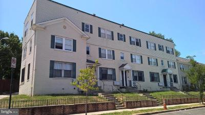 Washington Multi Family Home For Sale: 1271 Meigs Place NE