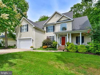 Berlin Single Family Home For Sale: 12547 Deer Point Circle