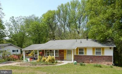 Single Family Home For Sale: 4536 Eaton Place