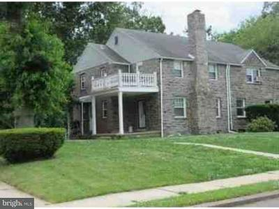 Chester Single Family Home For Sale: 731 Irvington Place