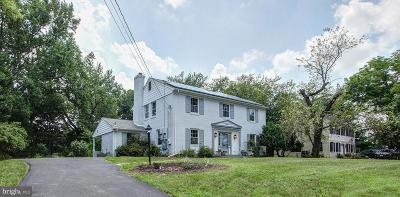 Silver Spring Single Family Home For Sale: 304 Bonifant Road
