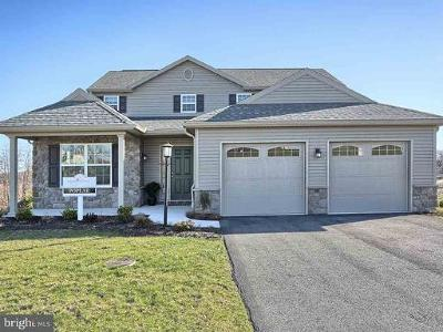 Dillsburg Single Family Home For Sale: Lot 164 Pheasant Ridge