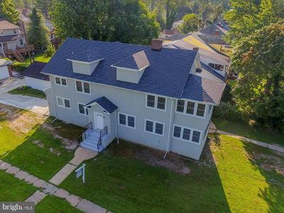 Baltimore Single Family Home For Sale: 4512 Wentworth Road