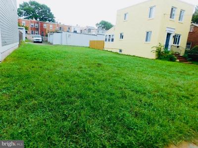 Alexandria Residential Lots & Land Active Under Contract: 607 Alfred Street