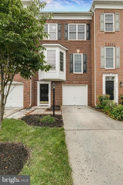Herndon Townhouse Under Contract: 2464 Acorn Hollow Lane