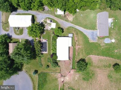 Palmyra Single Family Home For Sale: 2010 S Forge Road