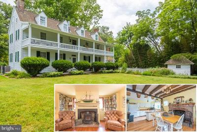 Anne Arundel County Farm For Sale: 670 Plantation Boulevard