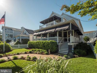 Bethany Beach Single Family Home For Sale: 110 Second Street