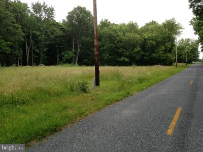 Kent County Residential Lots & Land For Sale: 21640 Lovers Lane