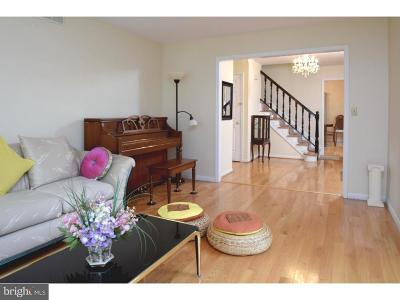 Princeton Junction Single Family Home For Sale: 2 Holman Court