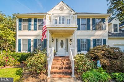 White Plains Single Family Home For Sale: 3757 Foxhall Drive