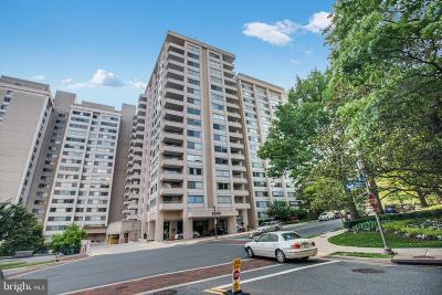 Chevy Chase Condo For Sale: 5500 Friendship Boulevard #1419N