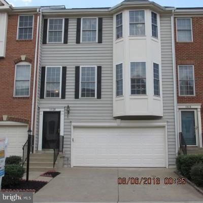 Independence Townhouse For Sale: 11820 Medway Church Loop