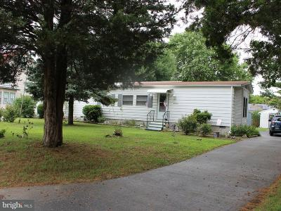 Rehoboth Beach Single Family Home For Sale: 20103 Fieldcrest Drive