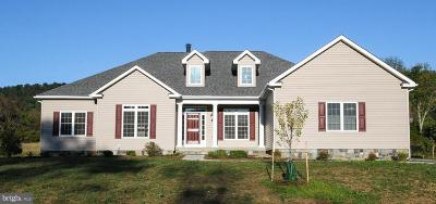 Winchester Single Family Home For Sale: Lot 9 Liza Kates Ln