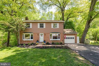 Ellicott City Single Family Home For Sale: 9060 Meadowvale Court
