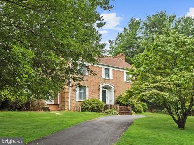 Gaithersburg Single Family Home For Sale: 7429 Hawkins Creamery Road