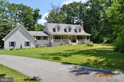 Hanover Single Family Home For Sale: 2582 Pleasant Hill Road