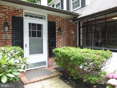 Glen Mills Single Family Home For Sale: 1269 Gradyville Road