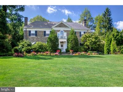 Haverford Single Family Home For Sale: 234 Cheswold Hill Road