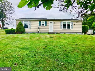 Middletown Single Family Home For Sale: 6600 Roy Shafer Road