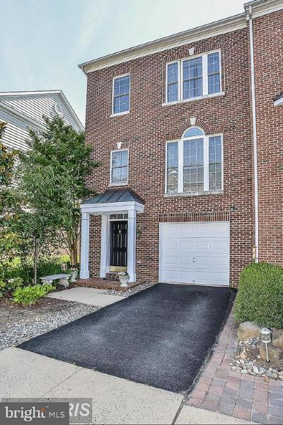 Fairfax Townhouse For Sale: 4291 Park Green Court