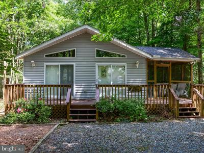 Ocean Pines Single Family Home For Sale: 17 Willow Way