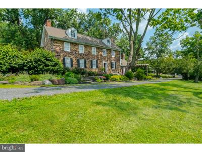 Bucks County Single Family Home For Sale: 1515 Sugar Bottom Road