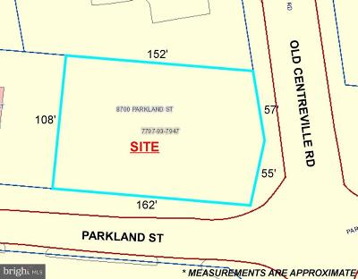 Prince William County Commercial Active Under Contract: 8700 Parkland Street
