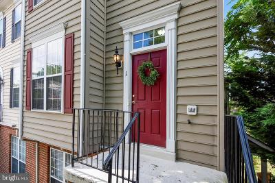 Annapolis Townhouse For Sale: 1 Harbour Heights Drive