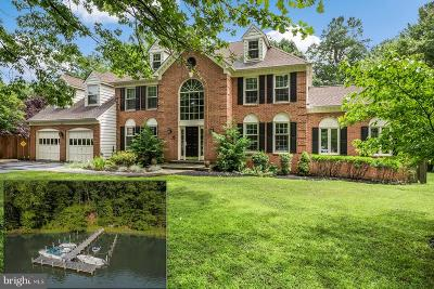 Annapolis Single Family Home For Sale: 533 Post Oak Road