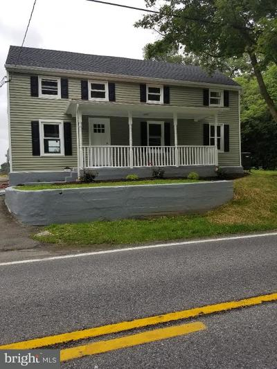 Boonsboro Single Family Home For Sale: 18540 Lappans Road