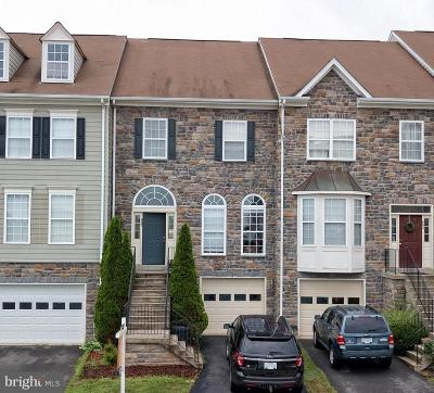 Leesburg Townhouse For Sale: 862 Stonefield Square NE