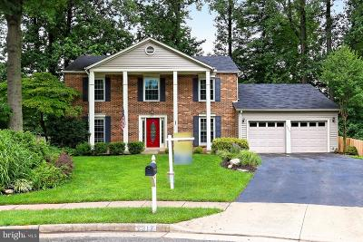 Burke, Springfield Single Family Home For Sale: 7317 Mizzen Place