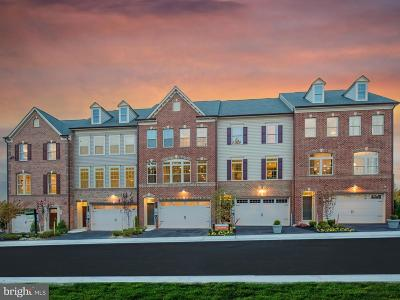 Howard County Townhouse For Sale: 10542 My Girl Place